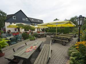 Biergarten Gasthof Hochstein