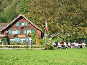 Restaurant Burg Strahlegg