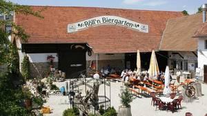 Rölln Biergarten