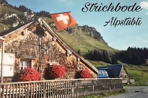 Alpstübli Strichbode