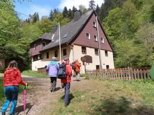 Wanderheim Burgmühle