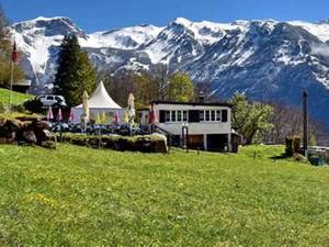 Bergrestaurant Alpenblick Leuggelen