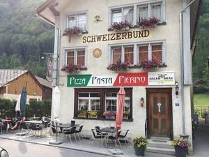 Pizza Pasta Pierino - Restaurant Schweizerbund