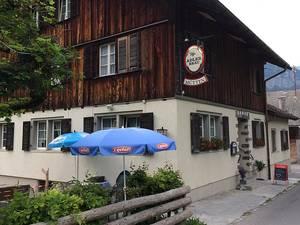 Restaurant Hütten
