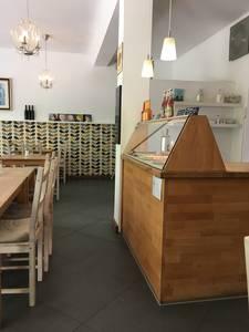 Cafe Bergäcker Innenbereich
