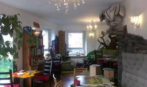 Cafe Fabelhaft dining room