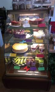 Cafe Fabelhaft cake bar