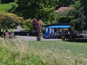 Café Marcel im Stadtgarten
