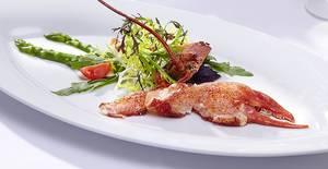 Main dish Clarion Hirschen Restaurant