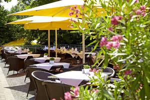 Restaurant im Clarion Hotel Hirschen