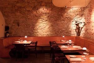 Enoteca vaulted cellar
