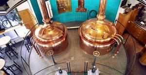 Feierling Brauerei beer tank