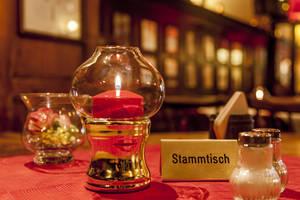 Gasthaus Löwen Stammtisch