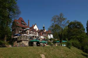 Schloss-Café Lorettoberg