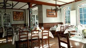 St Ottilien dining room