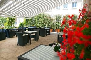 Restaurant Stadthotel terrace