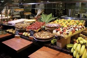 Le Buffet Restaurant im Karstadt