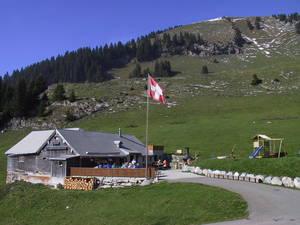 Skiclubhütte Altschen