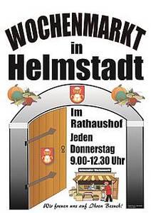 Wochenmarkt Helmstadt-Bargen