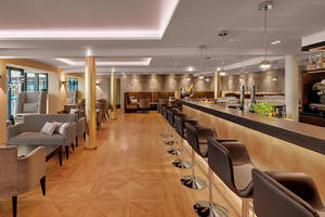 Arthur´s 1994 Bar im Hotel Sonnengut