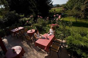Restaurant & Cafe im Hotel Quellenhof