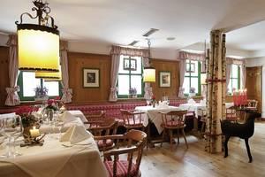 Restaurant Hirschstube im Hotel Sonnengut