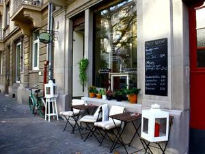 Restaurants in Mannheim, Café Pfau, ©Café Pfau