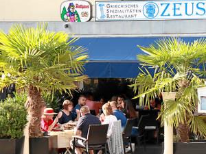 Griechisches Restaurant Zeus