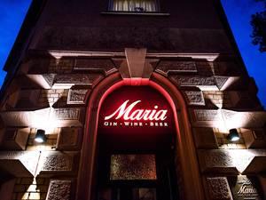 Bar Maria, Mannheim, ©LA.MAG, Sebastian Weindel