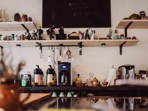 klokke Anticafé Mannheim