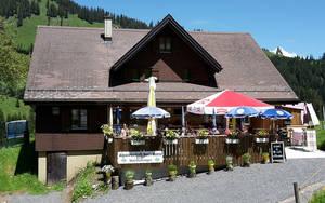 Alpwirtschaft Heirihütte