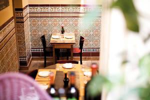 Restaurante Monte Christo - Tapas Bar