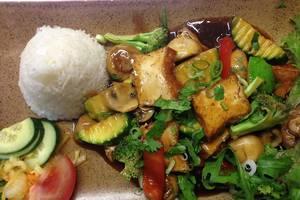 Leckeres Essen im Rice Garden, (c) Rice Garden