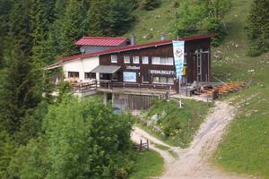 Liftstüberl - Talstation Steinlinglift