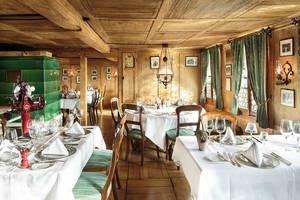 Swiss-Chalet Restaurant