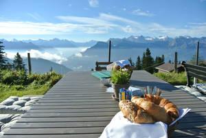 Alpencafé Rigi Maison