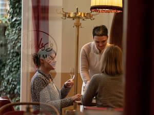 Café Binder, das romantische Café-Haus in Tübingen