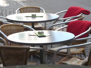 Das Tagescafé Café im Hirsch im Herzen Tübingens