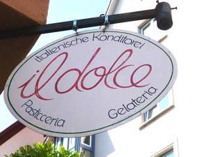 Il Dolce, italienische Konditorei und Stehcafé in Tübingen