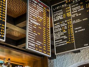Stehcafé und Bistro Piccolo Sole d'oro am