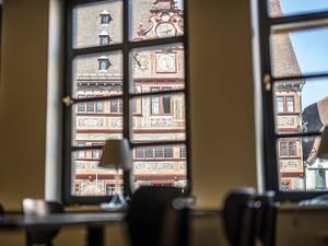 Kaffeehaus, Bar, Restaurant Ranitzky am Marktplatz in Tübingen