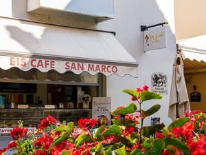 San Marco Café und Eiscafé in Tübingen