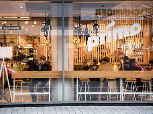 Primo Cafebar c/o Modehaus Zinser in Tübingen