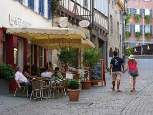 Restaurant Alte Kunst seit 1976 in der Tübinger Altstadt