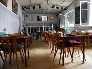 Schnitzelakademie und Gaststätte Marquardtei in Tübingen