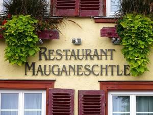 Schwäbisches Restaurant Mauganeschtle in Tübingen