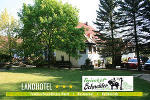 Landhotel-Ferienhof Schneider