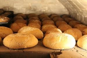 Frischgebackenes Brot