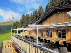 Bergrestaurant Burleun