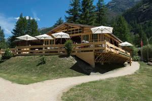 Restaurant Giardino Golfclub Matterhorn